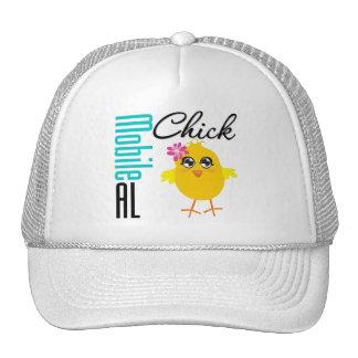 Mobile AL Chick 1 Hats