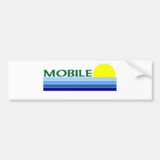 Mobile, Alabama Bumper Sticker