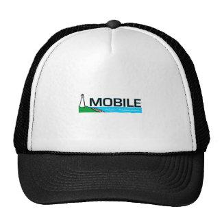 Mobile, Alabama Trucker Hats