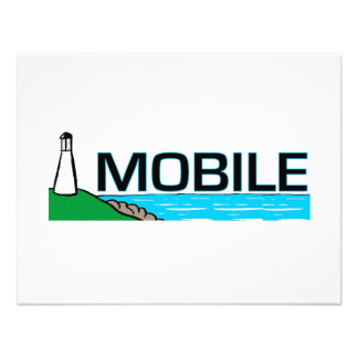 Mobile, Alabama Invitation