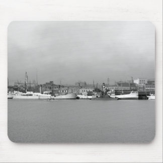 Mobile, Alabama Waterfront, 1906 Mouse Pad