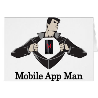 Mobile-App-Man- Card