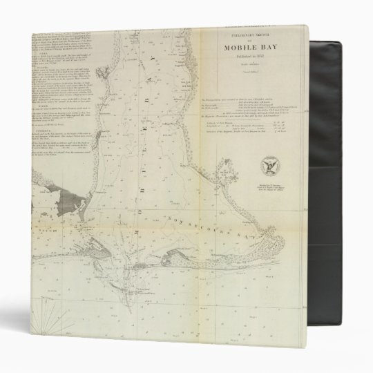 Mobile Bay Binder
