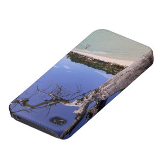 Mobile beach iPhone 4 cases