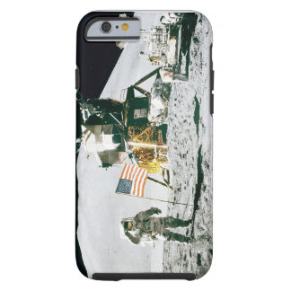 """Mobile Case: Man on the Moon"""" Tough iPhone 6 Case"""
