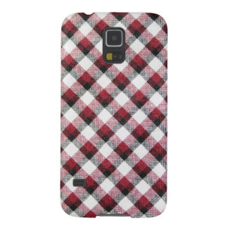 mobile cases black red white background