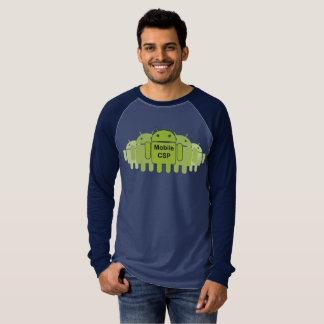 Mobile CSP Baseball T-shirt