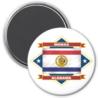 Mobile Diamond Magnet