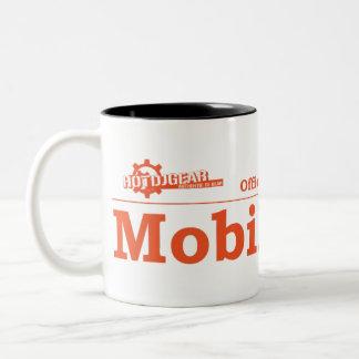 Mobile DJ Certified Two-Tone Coffee Mug