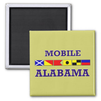 Mobile Flags Magnet