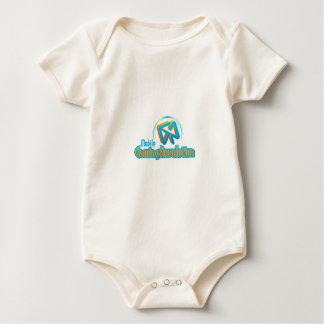 Mobile Gaming Revolution Baby Bodysuit