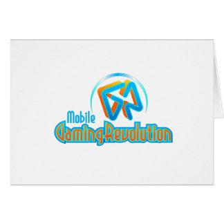 Mobile Gaming Revolution Card