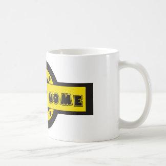 Mobile home coffee mug