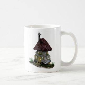 Mobile Home White Coffee Mug