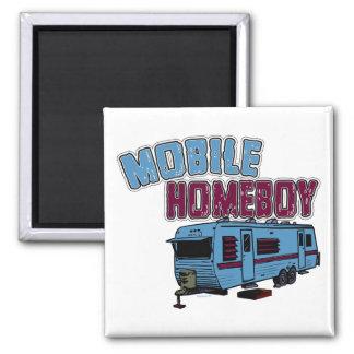 Mobile Homeboy Magnet