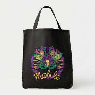 Mobile Mardi Gras Mask Bag