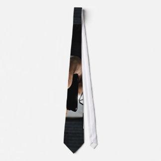 Mobile Messaging Neck Tie