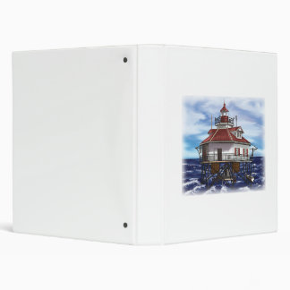Mobile Middle Bay lighthouse Binders