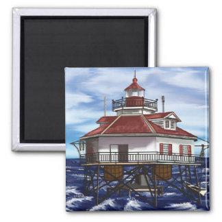 Mobile Middle Bay lighthouse Magnet