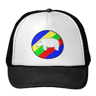 Mobile Navase Base Defence Organization Trucker Hats