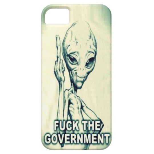 Mobile Phone Case - Fu ** the Government Alien
