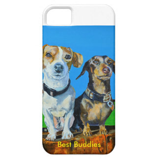 Mobile Phone cover with dog picture