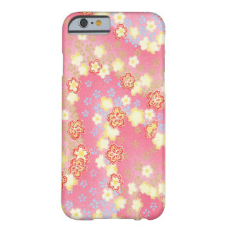 Mobile phone covering with small little flowers, p barely there iPhone 6 case