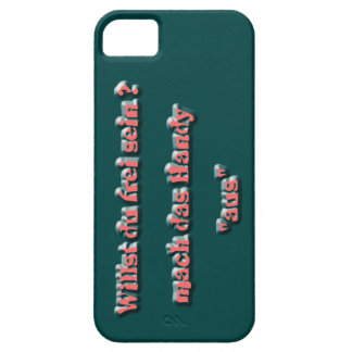 Mobile phone from salmon 1 iPhone SE/5/5s case