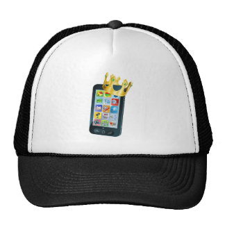 Mobile Phone King Trucker Hat