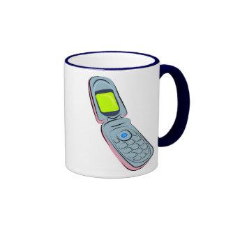 Mobile Phone Coffee Mugs
