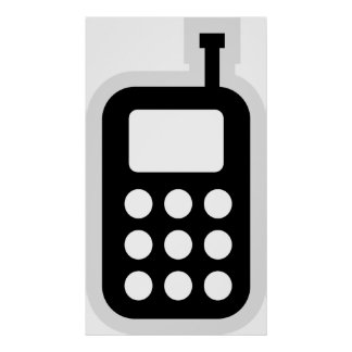 Mobile Phone Poster