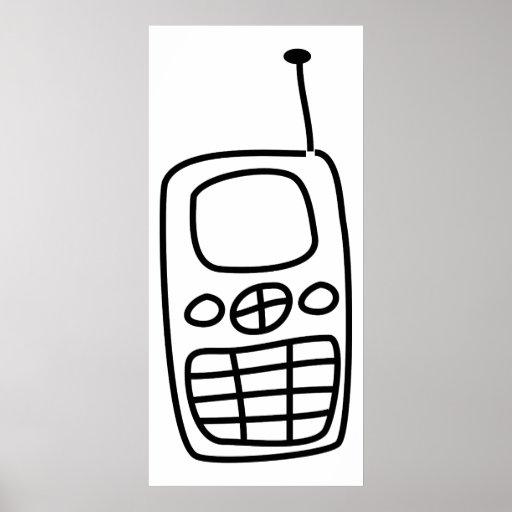 Mobile Phone Print