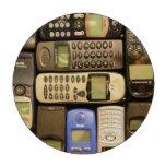 Mobile phones poker chip set