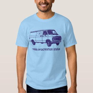 Mobile Procreation Station T Shirt