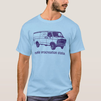 Mobile Procreation Station T-Shirt