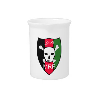 Mobile Reaction Force - Afghanistan Beverage Pitcher