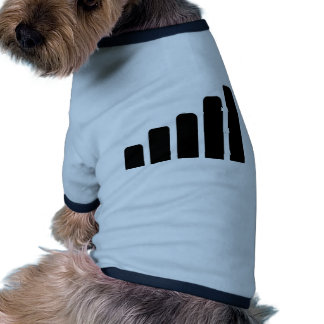 Mobile reception doggie tshirt