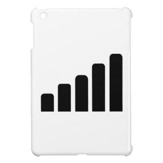 Mobile reception iPad mini case