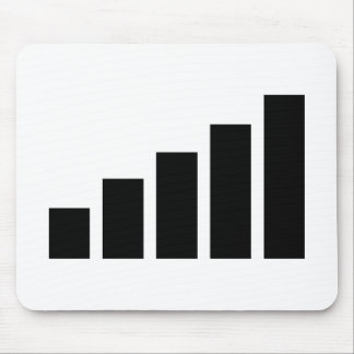 Mobile reception mouse pad