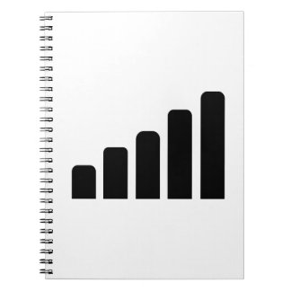 Mobile reception notebooks