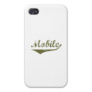 Mobile Revolution t shirts iPhone 4/4S Cover