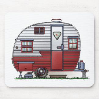 Mobile Scout Camper Mousepad