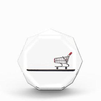 Mobile shopping award