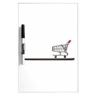 Mobile shopping Dry-Erase board