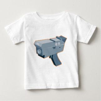 mobile speed camera radar gun retro baby T-Shirt