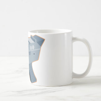 mobile speed camera radar gun retro coffee mug