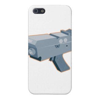 mobile speed camera radar gun retro cover for iPhone SE/5/5s