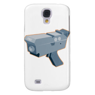 mobile speed camera radar gun retro galaxy s4 case