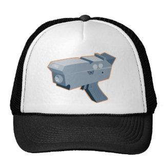 mobile speed camera radar gun retro trucker hat