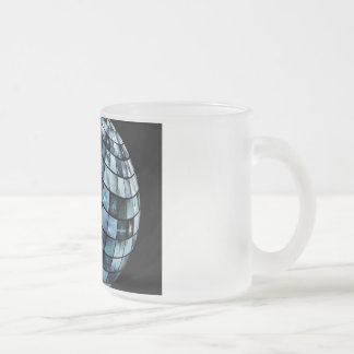 Mobile Technology Next Generation Media as a Art Frosted Glass Coffee Mug